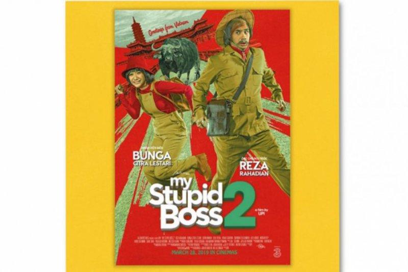 Film My Stupid Boss 2 lebih menghibur