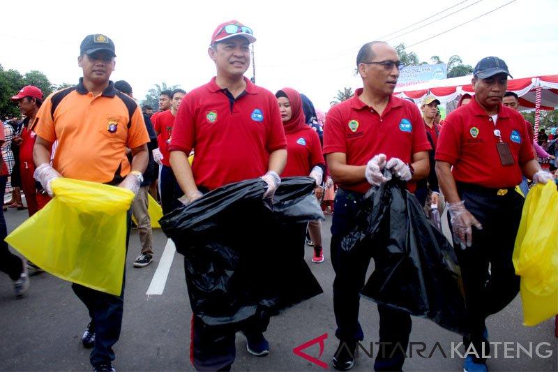 Perlu program berjenjang untuk tangani masalah sampah di Kalteng