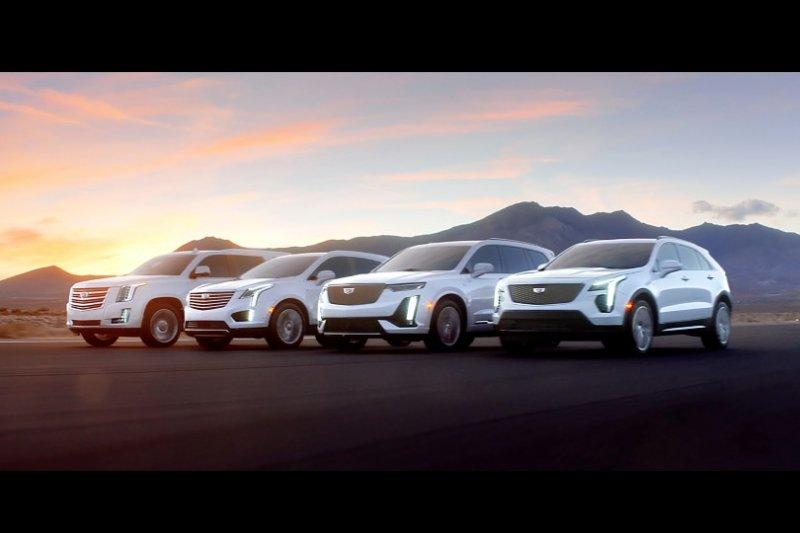 """Cadillac """"curi panggung"""" kenalkan SUV di karpet merah Oscar 2019"""