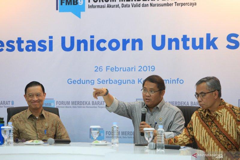 Potret start-up Indonesia