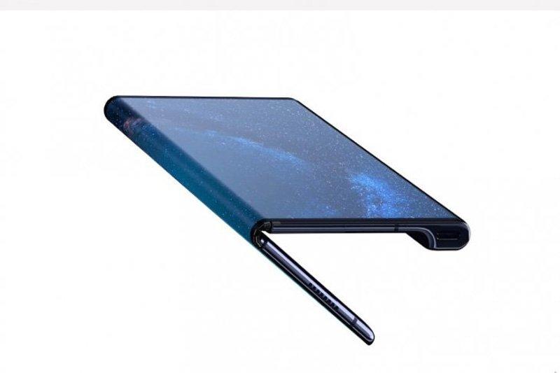 Mate X, ponsel lipat 5G dari Huawei dirilis tahun ini