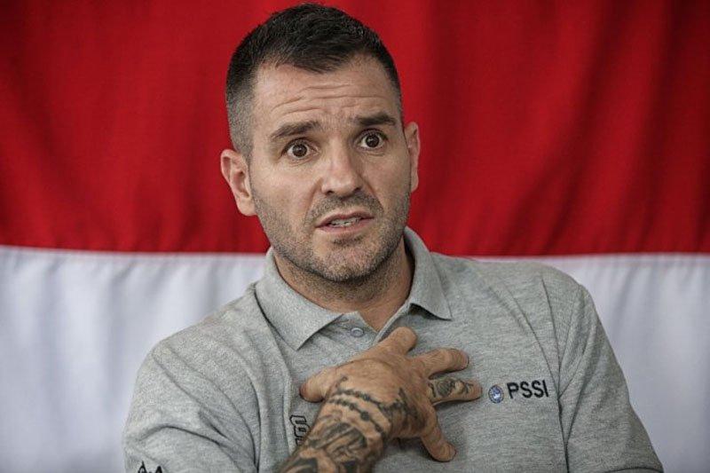 Pelatih anyar timnas Indonesia McMenemy bawa kemenangan skuat Garuda atas Myanmar