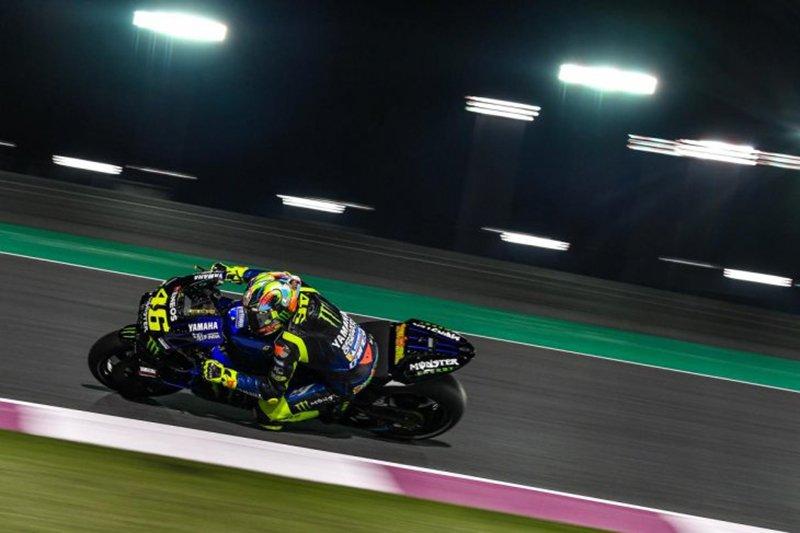 Rossi akui kesulitan di Sirkuit Jerez