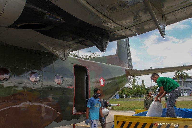 Riau minta bantuan pusat untuk jalankan operasi hujan buatan