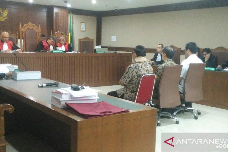 Terdakwa pemberi suap pimpinan-anggota DPRD Kalteng dituntut 2,5 tahun