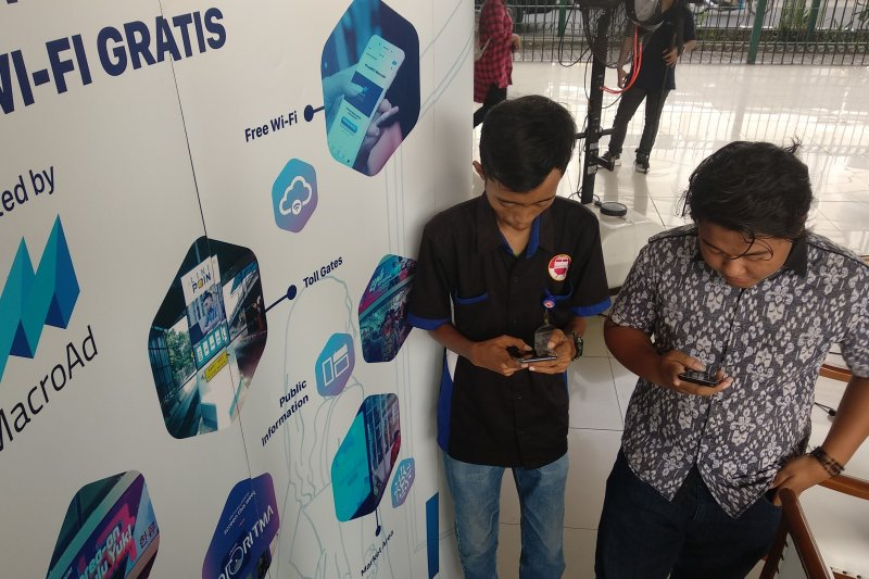 Asyik! KCI Sediakan Wifi Berkecepatan 250 Mbps di 46 Stasiun