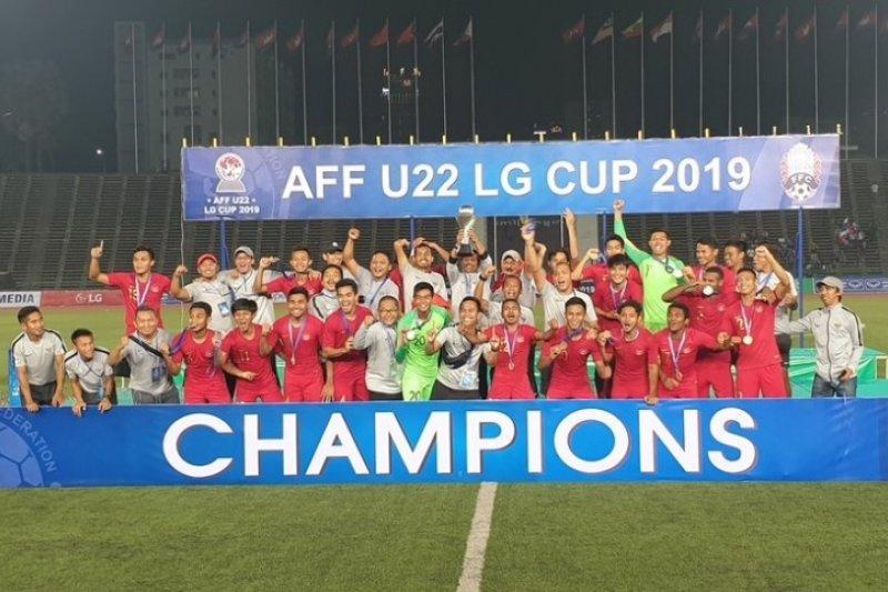 Indonesia juara Piala AFF 2019