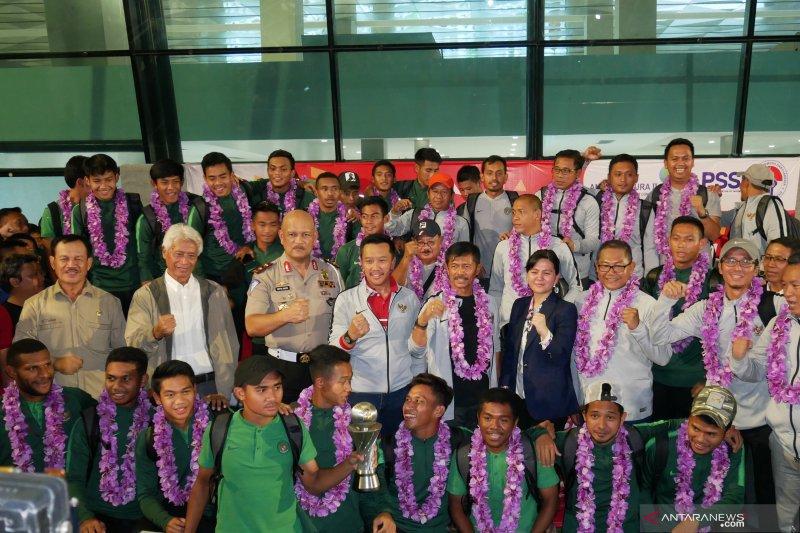 Sabtu ini Timnas U-22 langsung persiapan Piala AFC U-23
