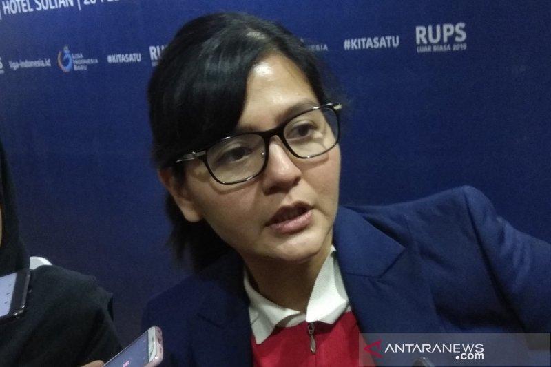 Sekjen PSSI Ratu Tisha jadi anggota Komite Kompetisi AFC