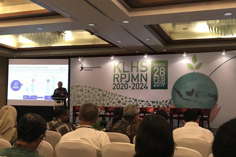 Bappenas ajukan Kajian Lingkungan Hidup Strategis untuk RPJMN 2020-2024