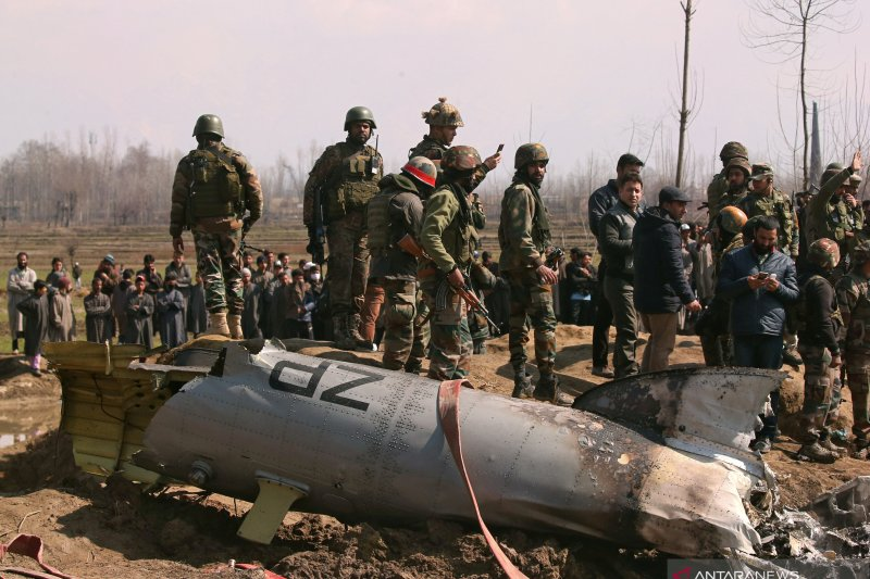 India: Pakistan sembunyikan informasi dengan tak beri izin ke tempat pengeboman