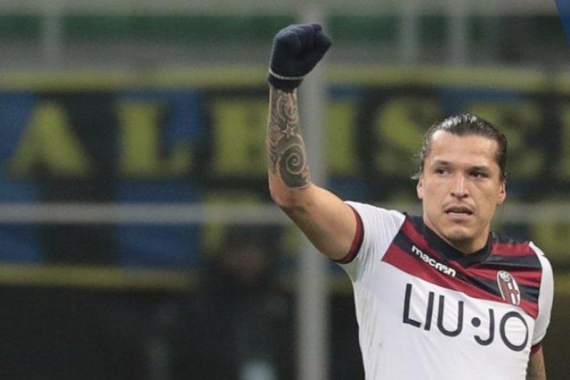 Bologna berhasil permalukan Inter di kandang sendiri