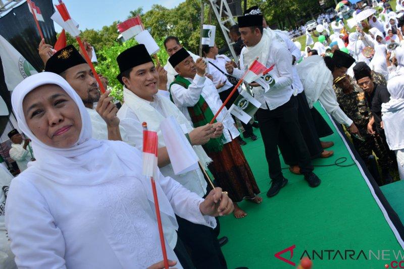 Deklarasi JKSN di Jombang
