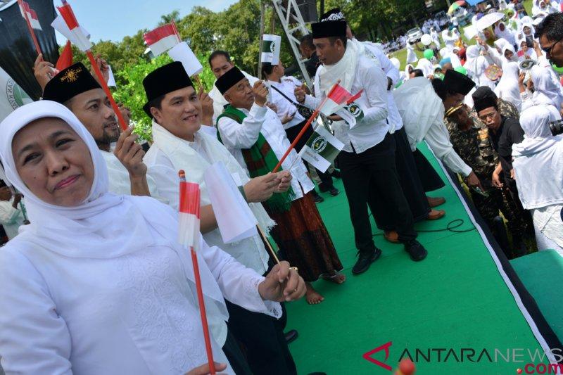 JKSN NTB gerakkan 10.000 relawan menangkan Jokowi-Ma`ruf