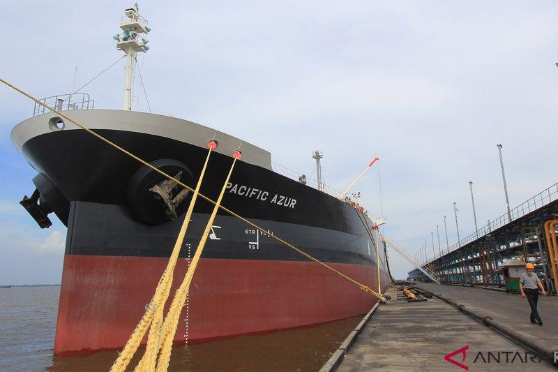 China masih kokoh jadi tujuan ekspor terbesar untuk Riau selama 2019