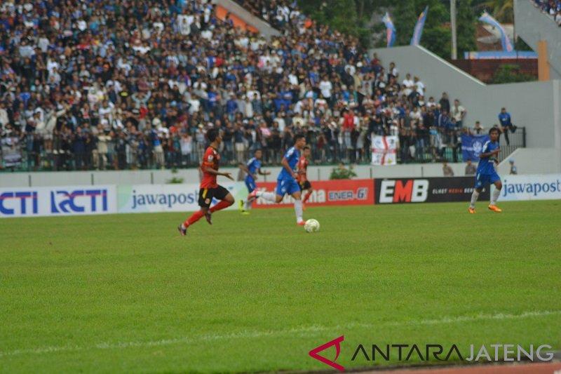 PSIS Semarang tundukkan Persibat Batang 2-0