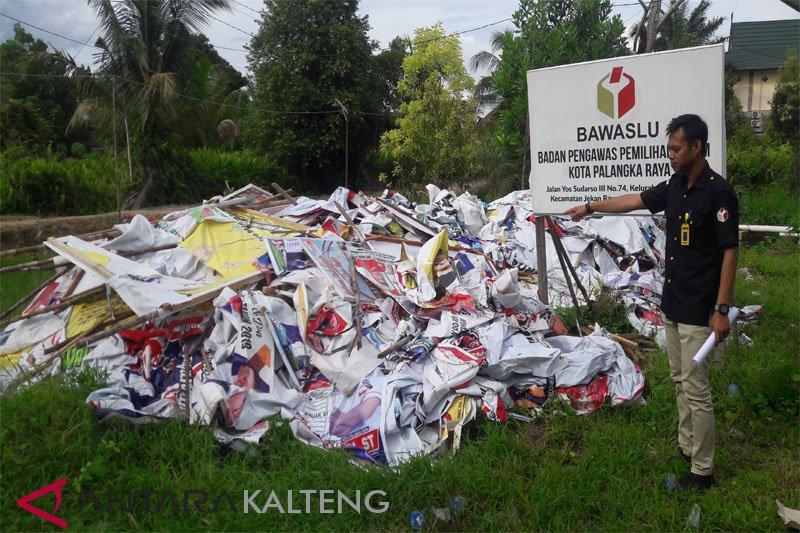 Bawaslu Kotim akui APK peserta pemilu banyak melanggar aturan