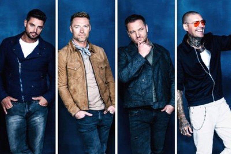 Boyzone akan kembali ke Jakarta untuk konser perpisahan