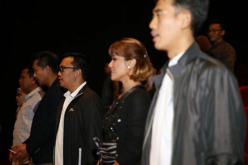Kemenpora cabut imbauan nyanyikan Indonesia Raya di bioskop