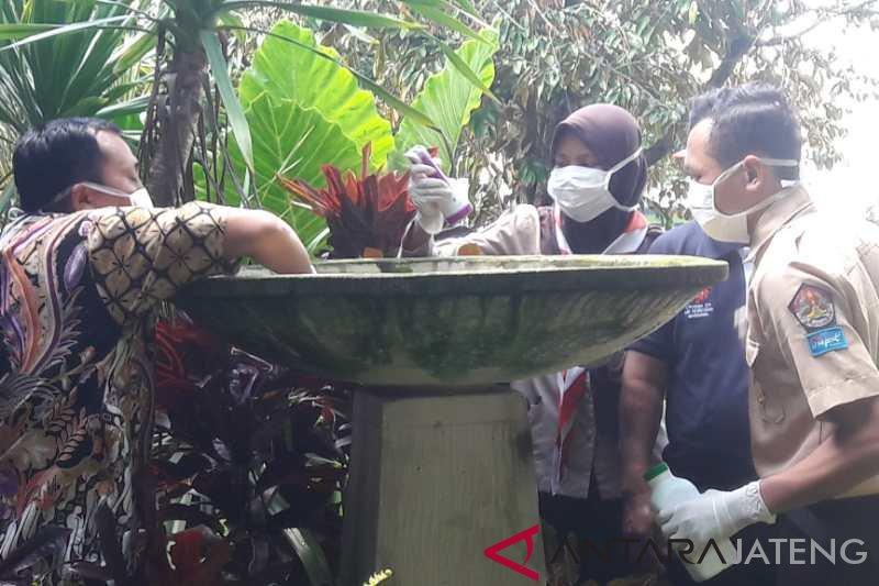 Dinkes Temanggung gandeng Pramuka berantas sarang nyamuk