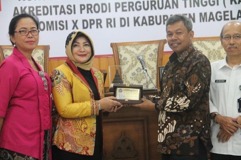 Empat proposal mahasiswa Universitas Muhammadiyah Magelang maju Pimnas