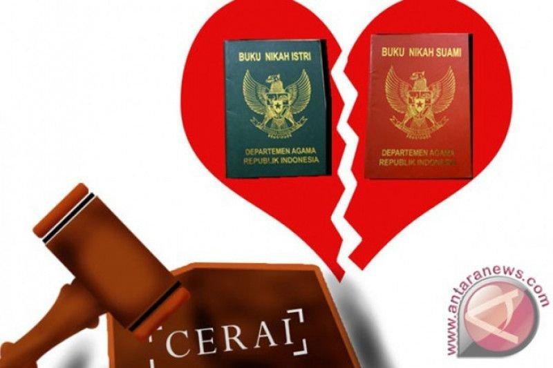 Angka perceraian di Kabupaten Sleman meningkat setelah Lebaran