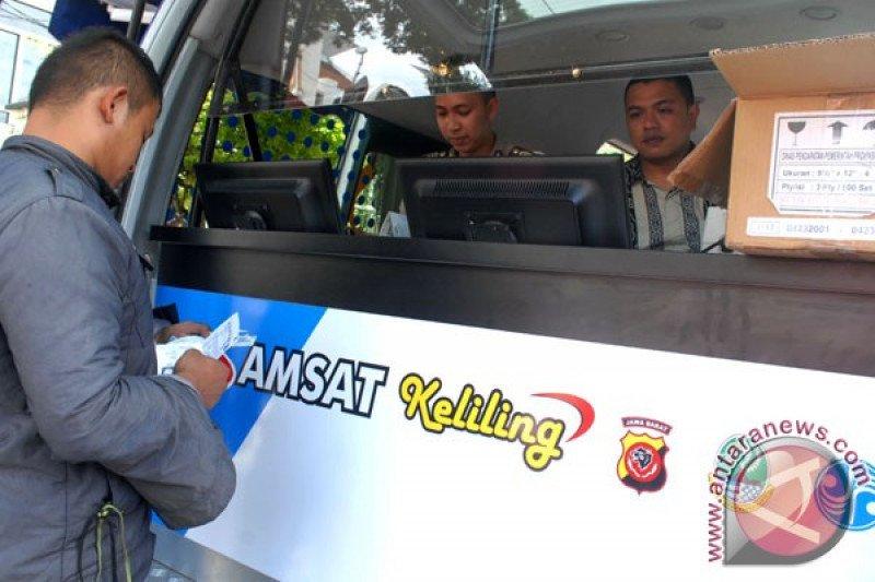 Pelayanan Samsat Keliling di Barsel terus digenjot