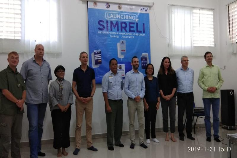 Taman Nasional Lore Lindu luncurkan aplikasi Simreli
