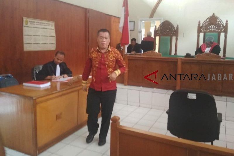 Bupati Garut siap bertanggungjawab masalah hukum Buper Citiis
