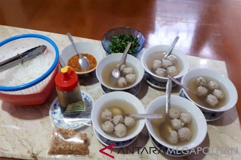 Sajian kuliner Indonesia jadi sarana promosi di Portugal