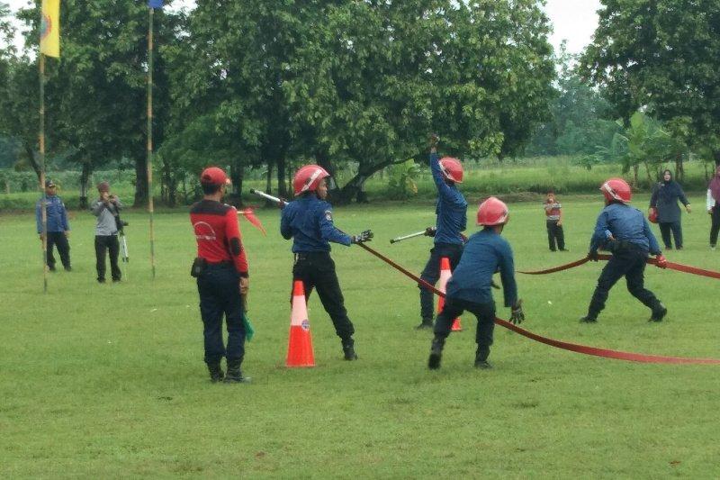 BPBD Bantul tingkatkan kemampuan petugas pemadam kebakaran DIY-Jateng