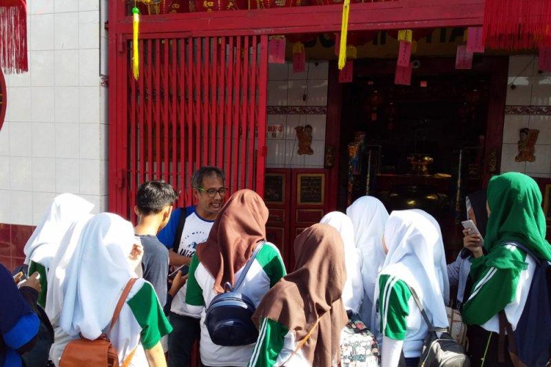 Antara NTB ajak pelajar mengenal sejarah Kota Tua Ampenan