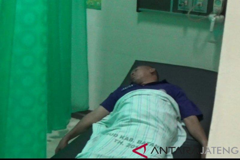 Bupati Demak masih dirawat di RS Batang