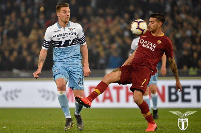 MU incar gelandang serang Lazio