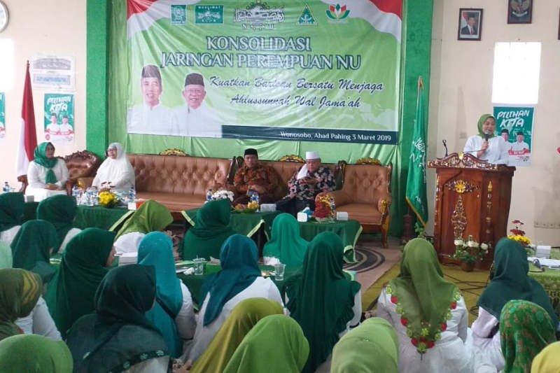 Ida Fauziyah: Jokowi komitmen tingkatkan kualitas SDM Indonesia