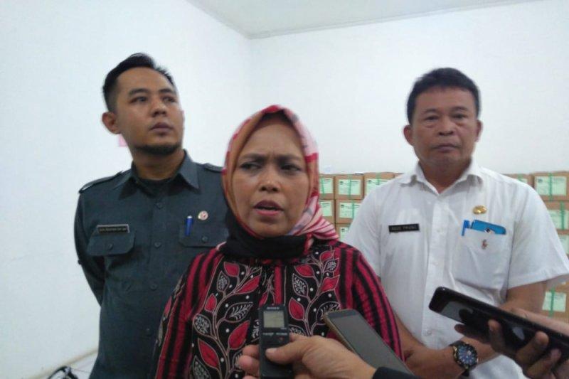 KPU Kota Bandung terima 1,9 juta surat suara