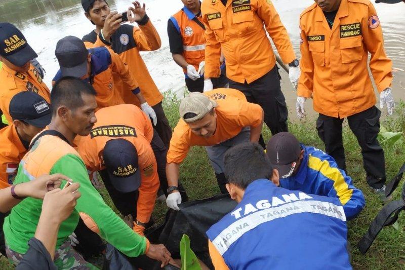 Jasad Kuatno ditemukan di Serayu, 20 km dari lokasi kejadian