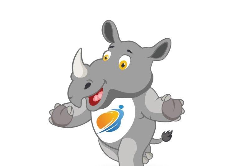 Kementerian BUMN umumkan maskot badak untuk HUT ke-21
