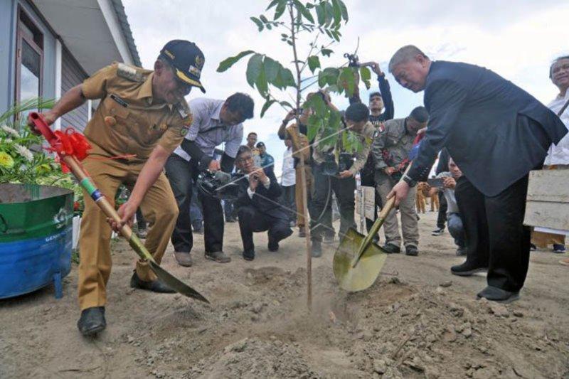 Wali kota Palu ingin pembangunan hunian tetap pengungsi dipercepat
