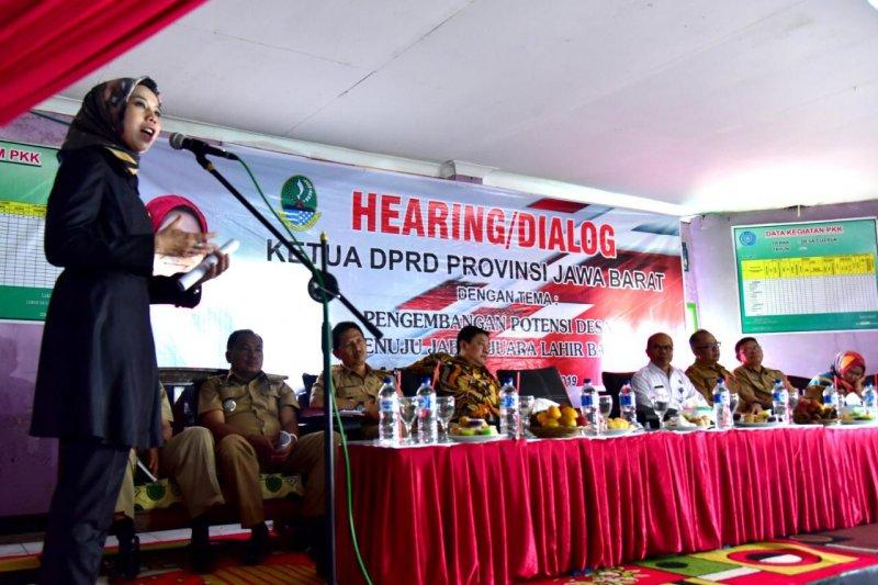 DPRD minta Pemprov Jabar dorong potensi desa berbasis pertanian