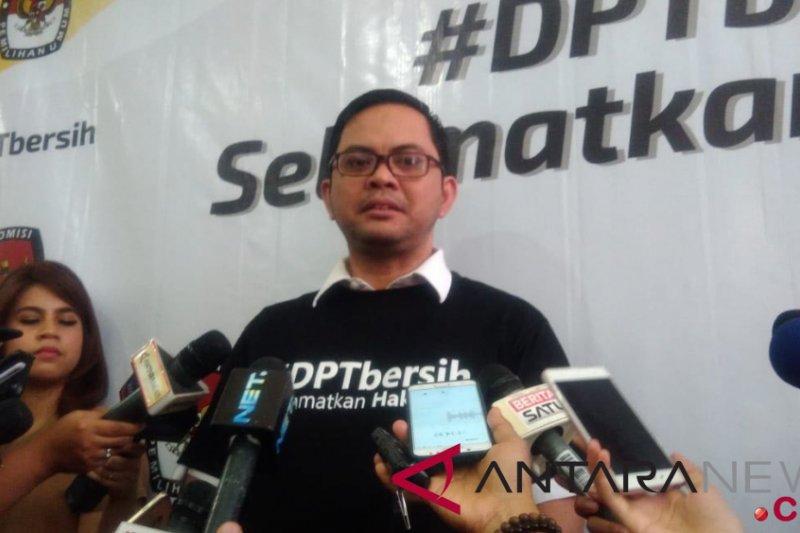 KPU terus lakukan rekapitulasi DPTb