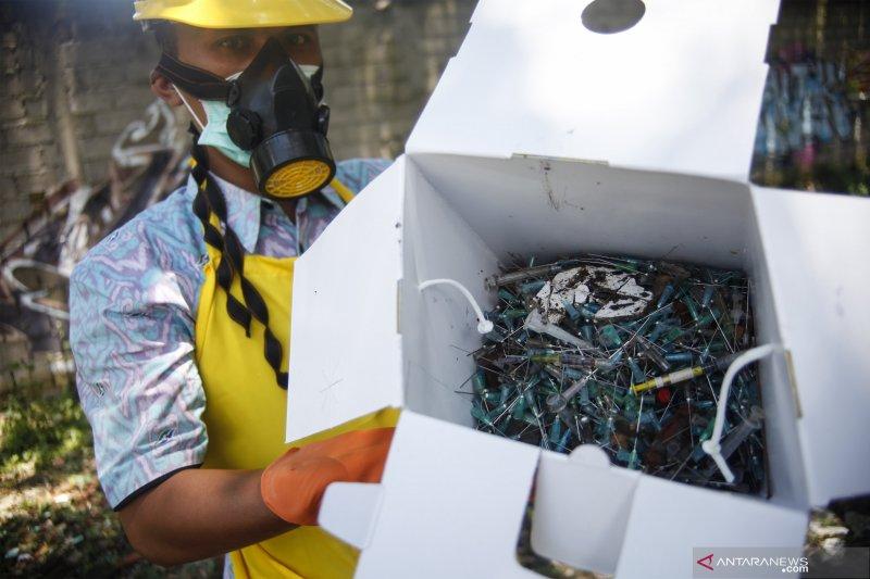 Limbah medis di Padang capai 250 ton per tahun