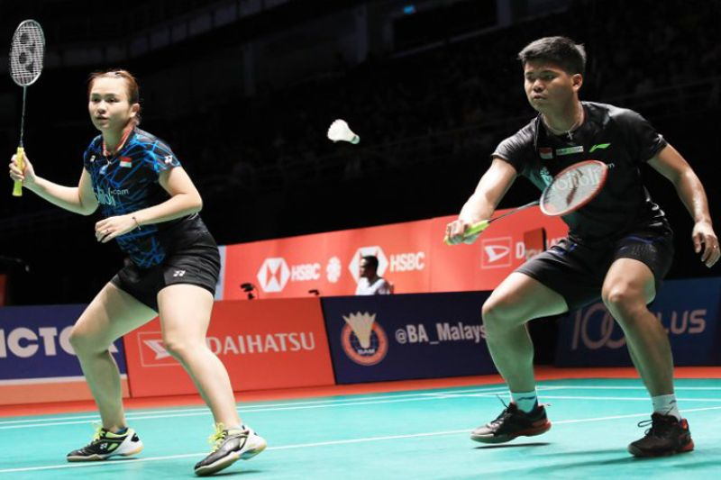Praveen/Melati gagal ke semifinal BWF World Tour Finals