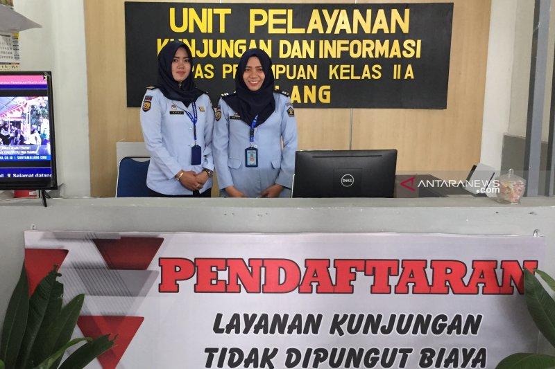 ... yang merupakan hasil kerja sama antara pihak lapas dengan PT Bank  Negara Indonesia (Persero) Tbk untuk meningkatkan pelayanan publik. 8996469eda