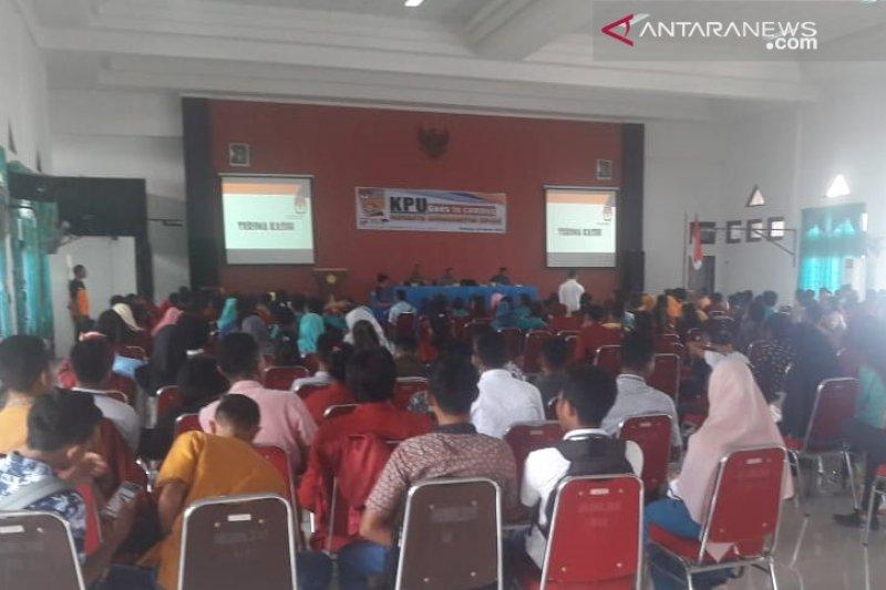 KPU NTT gelar Goes to Campus