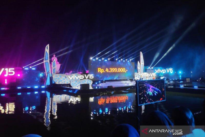 Vivo V15 resmi diluncurkan