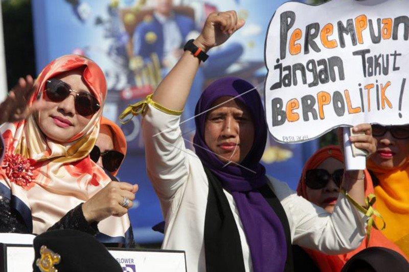 Jalan panjang mewujudkan keterwakilan  perempuan di parlemen