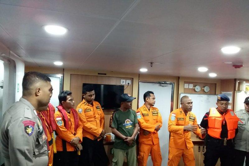Basarnas Ambon terima laporan penumpang