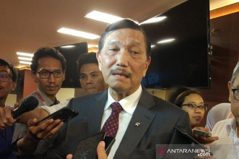 Luhut BP jadi saksi hilangnya separuh jiwa SBY