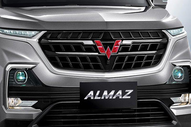 Wuling Almaz tawarkan fitur dan 'anti-bosan'